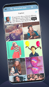 screenshot of Tags4Likes - Super Likes for Instagram Tags version 8.5.0