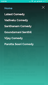 screenshot of Tamil Comedy version 2.7