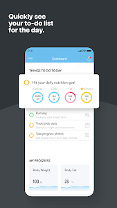 screenshot of The 5L Fitness App version 6.7.7
