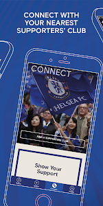 screenshot of Chelsea FC - The 5th Stand Mobile App version 1.20.0