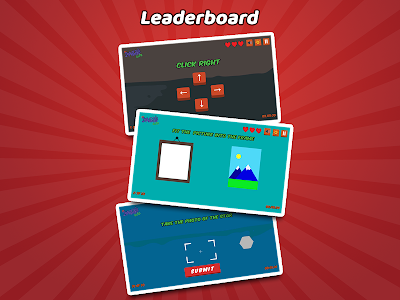 screenshot of The Impossible Quiz version 2.2