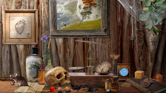 screenshot of Time Trap - Hidden Object Adventure Games for Free version 1.0.008