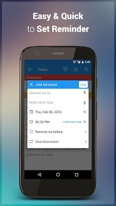 screenshot of To Do Reminder with Alarm version 2.68.23
