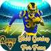 Download Todd Gurley NFL Keyboard HD Theme 2020 For Fans 1.0 APK