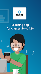 screenshot of Toppr - Learning app for classes 5th to 12th version 6.4.45