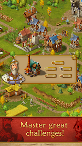 screenshot of Townsmen version 1.14.3