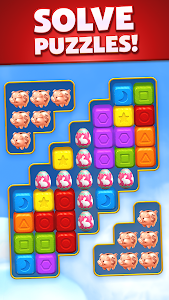 screenshot of Toy Blast version 6297
