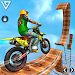 Download Tricky Bike Stunt Race 3d Racing - New Bike Games 1.4 APK