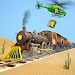 Train Gold Robbery 2019 – New Train shooting games