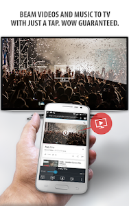 screenshot of Tubio - Cast Web Videos to TV, Chromecast, Airplay version 2.29