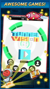 screenshot of Tunnel Vision - Make Money Free version 1.0.8