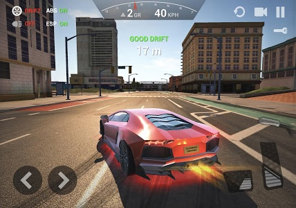 screenshot of Ultimate Car Driving Simulator version 3.3