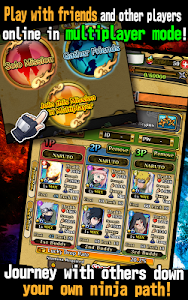 screenshot of Ultimate Ninja Blazing version 2.19.1