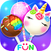 Unicorn Cake Pop Maker–Sweet Fashion Baking Games