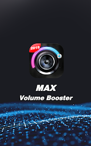 screenshot of Volume Booster PRO - Sound Booster for Android version 1.9.2
