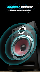 screenshot of Volume Booster PRO - Sound Booster for Android version 4.5