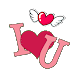 \ud83d\udc95 WAStickerApps I love you