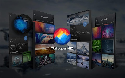 screenshot of Backgrounds (HD Wallpapers) version 1.7.2