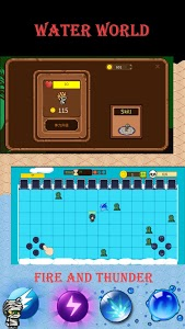 screenshot of Water World version 1.0.52