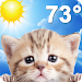 Download Weather Kitty - Forecast, Radar & Cat Pictures  APK