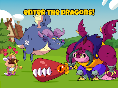 screenshot of What The Hen: Enter The Dragons! version 2.6.0