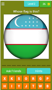 screenshot of Whose flag is this? version 4.4.0z