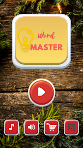 screenshot of Word Master version 1