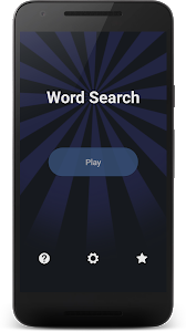 screenshot of Word Search Puzzle Free - Puzzle Games for Adults version 1.0.7