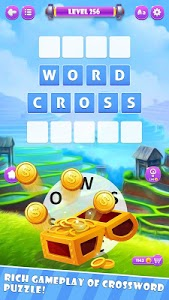 screenshot of Word connect - free word puzzle games version 1.13