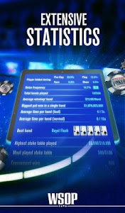 screenshot of World Series of Poker – WSOP version 2.10.1