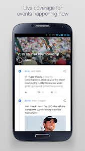 screenshot of Yahoo - News, Sports & More version 6.6.17
