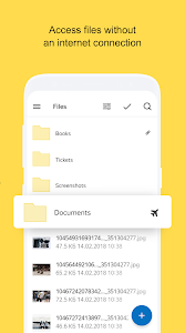 screenshot of Yandex.Disk version Varies with device