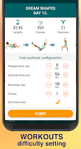 screenshot of Yoga for weight loss -lose weight programat home version 2.2