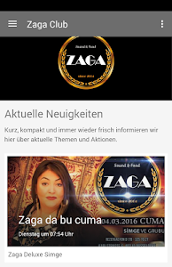 screenshot of Zaga Club Düsseldorf version 6.199
