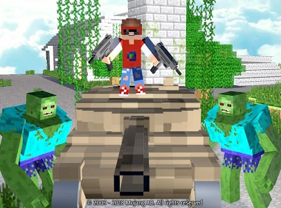Download Zombie Apocalypse MCPE Map 1.45.65 APK | downloadAPK.net