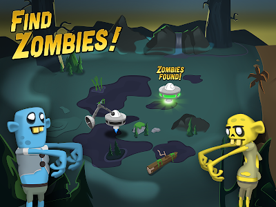 screenshot of Zombie Catchers version 1.25.1