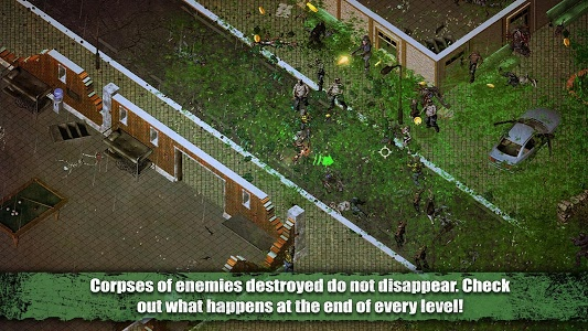 screenshot of Zombie Shooter - Survive the undead outbreak version 3.1.1