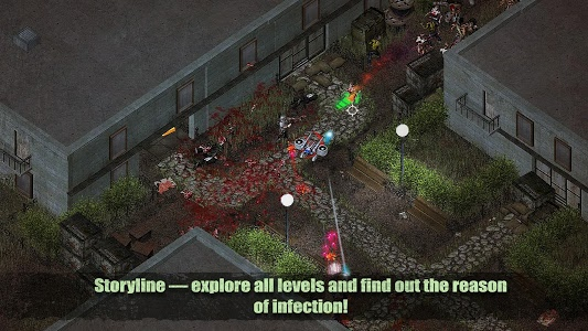screenshot of Zombie Shooter version 2.4.11