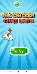 screenshot of chicken gives gold Egg Birth version 1.0